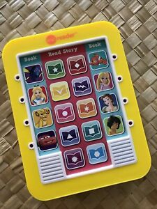 Me Reader Replacement Sound Story Pad YELLOW Cars Nemo Lion King Pad Only