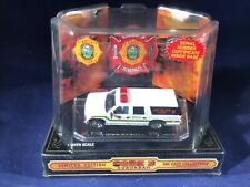 N-78 CODE 3 DIE CAST FIRE ENGINE 1:64 SCALE - METRO DADE COUNTY BATTALION CHIEF