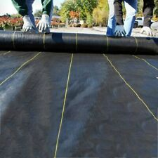 3Ft×250Ft Weed Barrier Fabric Landscape for Weed Blocker Fabric Heavy Duty Usa