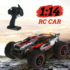 1:14 RC Car Trucks Big Foot 2.4G Remote Control Off-Road Vehicle Toys High Speed