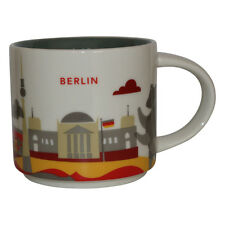 Starbucks City Mug You Are Here Collection Berlin Coffee Cup Kaffeetasse Pott