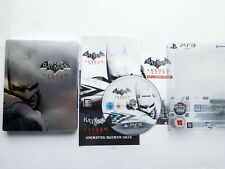 Batman Arkham City Steelbook Edition PS3 PlayStation 3 Game