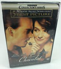 Chocolat - New & Sealed Region 1 DVD - Johnny Depp/Juliette Binoche
