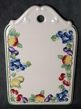 Villeroy Boch Cheese Board Wall Hanging Germany