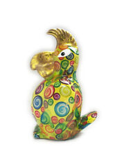 Pomme-Pidou - Money Bank - Coco the Parrot - Green