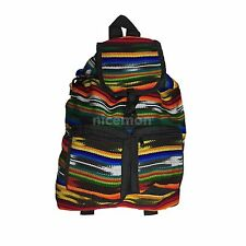 """Surfer Bag Hawaii Backpack Sack Tote Bag Hippie Irie Jamaica Vibes Right 17"""""""