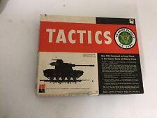 Vintage Tactics II 2 Avalon Hill Game #502