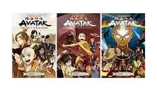 Avatar The Last Airbender Complete Promise English Manga Anime Comic Book Series