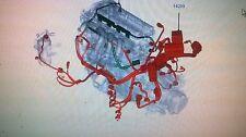 FORD FIESTA Mk7 Zetec Motore Cablaggio Telaio 2007-08 6S6T14K011CH componente originale nuovo