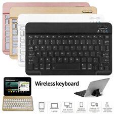 Slim Universal Wireless Keyboard For Amazon Fire 7 2017 (7th Gen) 7-inch Tablet