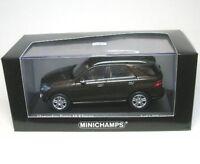 Mercedes-Benz M-Class (brown metallic) 2011