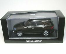 Mercedes-Benz M-Class (brown metallic) 2011