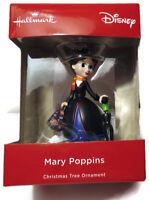 Hallmark Christmas Tree Ornament Disney Mary Poppins NEW