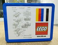 LEGO Exclusive Lunch Box 5006017 Storage Tin - New