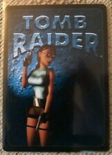 Tomb Raider CCG Slippery When Wet Rare & Ultra Rare Cards