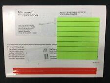 Windows 7 Pro Professional SP1 64 Bit DVD & Key