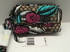 Vera Bradley All in One Crossbody iPhone 6+ Wristlet in CANYON ROAD 🌺 NWT