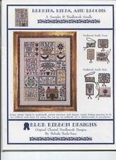 Blue Ribbon Designs: Berries, Birds and Blooms Chart