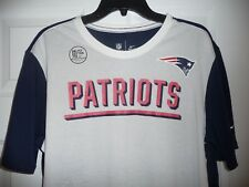 NWT NFL NEW ENGLAND PATRIOTS DRI-FIT TEE SHIRT SIZE LARGE