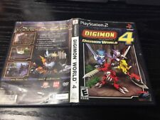 Digimon World 4 (Sony PlayStation 2, 2005)