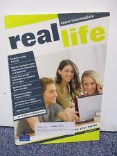 Real Life Global Upper Intermediate Teacher's Handbook by Gill Holley (Paperback