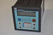 Endress + Hauser Mycom-P CPM121-P31A00 0-14pH 15-150°C