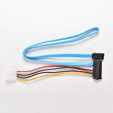 Cavo adattatore USB a SATA 7 + 4 pin 29 pin per HDD da 2,5 polliciWQI