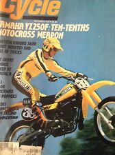 Cycle Magazine Yamaha YZ250F December 1978 121318nonrh