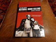 Natural born killers limited edition Germany collectors edition 500 hartbox