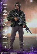 RESIDENT EVIL: LEON S. KENNEDY 1/6 Action Figure 12″ HOT TOYS