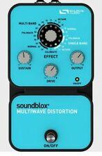 Source Audio pedale effetto Soundblox Multiwave Distortion