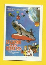 La Guerra De Los Planetas Vintage 1984 Spanish Movie Film Collector Card