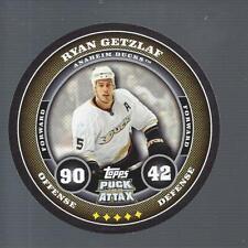 2009-10 Topps Puck Attax Hockey Card Pick