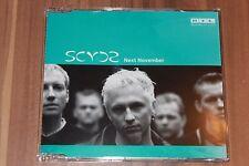 SCYCS - Next November (1998) (MCD) (Edel Records – 0043045ERE)