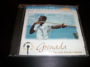 Various - Caribbean Voyage - Grenada - CD - 2001 - Rounder