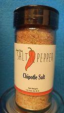 Chipolte Salt - 5.3 oz. Glass Jar