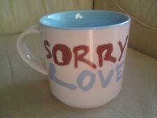 JAMIE OLIVER MUG,SORRY LOVE,I,VE GOT A HEADACHE,VGC,FREE-MAILING.