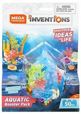 Mega Bloks Inventions Mega Construx Aquatic Building Set Booster