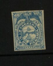 Panama   6  unused              MS0628