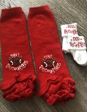 Ohio State Buckeyes Leggings & Socks
