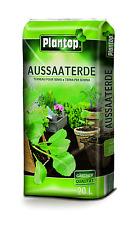 Plantop Aussaaterde Anzuchterde Blumenerde Erde 20l Pflanzerde Pflanzen