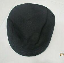 Kangol  Black Tropic 507 Ventair Cap XXL
