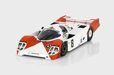 True Scale  Porsche 956 #8 Marlboro Ludwig/Johansson/Wollec Le Mans 1983 1/12