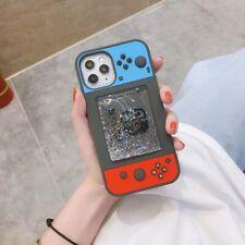 Personalidad Retro Arenas movedizas Game Boy Teléfono Estuche Cubierta para iPhone 11Pro 7 8 XR XS