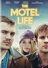 The Motel Life (DVD,2013)