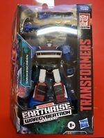"Transformers Earthrise War For Cybertron 6"" Figure Deluxe Class- Smokescreen"
