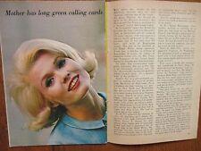 Ma-1965 TV Guide(PAT PRIEST/THE MUNSTERS/DICK VAN DYLE/MARY TYLER MOORE/JACK SOO