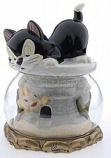 Disney Auctions Figaro & Cleo Cookie Jar Limited Edition of only 350 HTF RARE