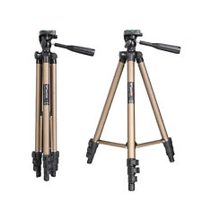 Weifeng WT3130 Lightweight Sturdy Compact Tripod for DSLR Camera Camcorder Phone