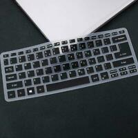 13.3 Inch Silicone Laptop Keyboard Cover Skin Protector Swift For Acer J2V6